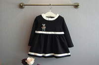 Dresses 2016 Black And White Dresses Party Frock Design For Girls