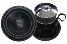 Best subwoofer Powerful 5000w 15 inch competition car subwoofers