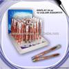 Mineral Wooden Meis Cosmetics Eyeshadow Pen