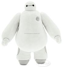 Custom Plush Toy stuffed toys, plush Baymax, big white.