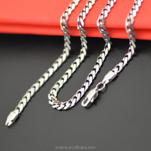 5mm wide Men's Latest Model Decorative Stylish Men Necklace
