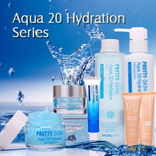 2015 Hot Sale Aqua 20 Hydration Cleansing form, face cleanser