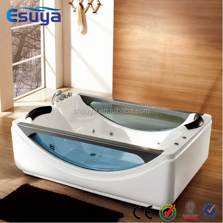 2 person indoor hot tub freestanding installation type for Types of hot tubs