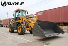 ZL928 loader 2015 new design snow remove machine 2.8ton wheel loader ZL928 with snow blower