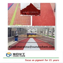 decorative concrete color pigments powder