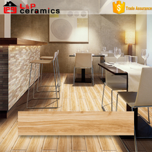 main product made in China high quality 20X100 glazed wood grain porcelain tile for home