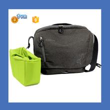 2014 stylish canvas camera bag for women shoulder camera bag
