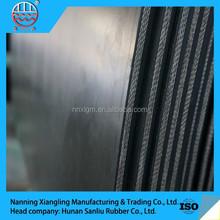 Stansard easy maintain cheap price nylon fabric conveyor belt