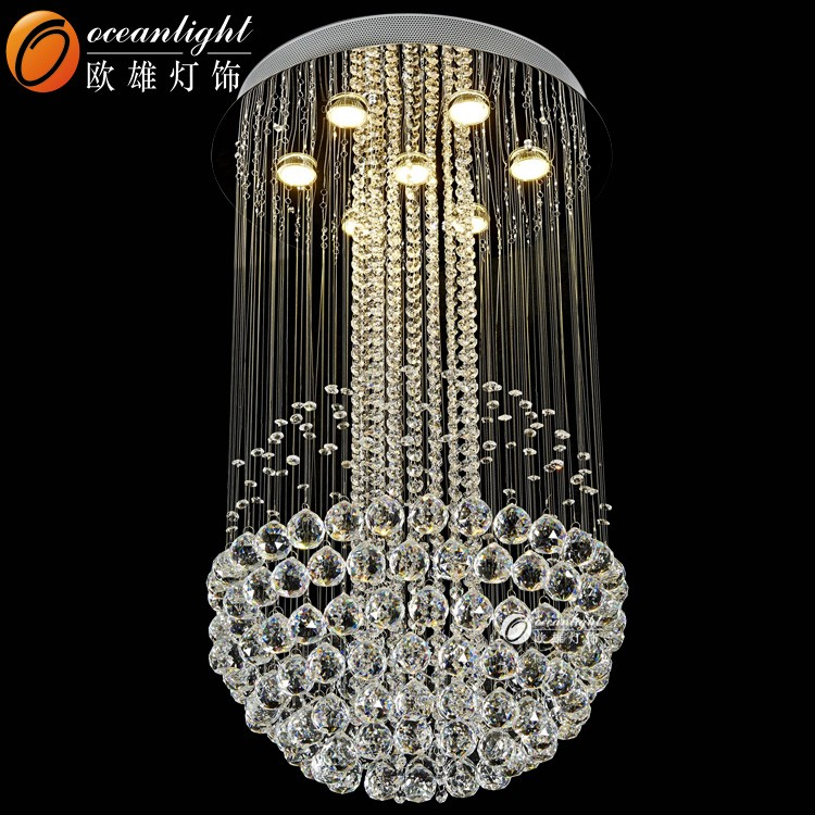 Bohemian Crystal Chandelier Waterford Parts