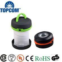 Lantern Type Features Collapsible Design 3W LED Portable Lantern