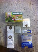 small tea bag packing machine