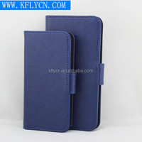 Luxury Flip PU Leather Case for iPhone 5 5S 5C 6, 2015 New Arrival soft leather and shockproof covers
