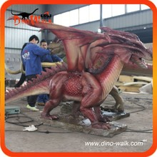 3m long entertainment emulation robot west figure cartoon dragon
