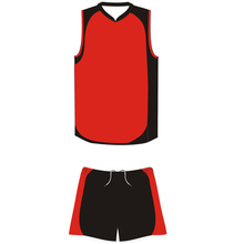 custom latest collegered basketball uniform design