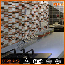 PFM Chinese popular luxury art mosaic custom hand made damascus for hotel&villa project design