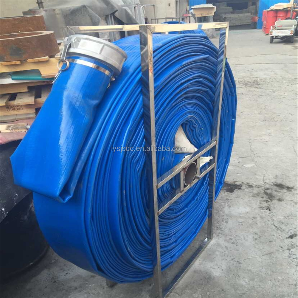 Water Delivery Hose - Discharge Pipe Pump Lay Flat Irrigation Choice