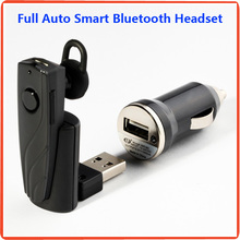 2015 New Safe Driving Car Kits Handfree Telephone Bluetooth Earphone