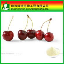 100% Soluble High Vc Acerola Cherry Extract Powder/ High Quality Acerola Cherry Extract Powder/ High Quality Black Cherry