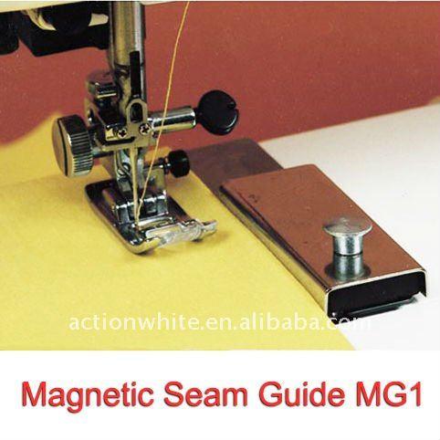 La máquina de coser piezas/magnética guía de costura mg1