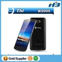 "Original THL W200 W200S MTK6592 Octa Core Mobile Phone 5.0"" HD Gorilla III Screen 1GB RAM 32GB ROM 8MP Camera OTG Free shipping"