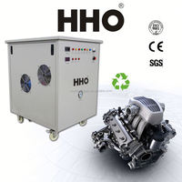 HHO3000 Car carbon cleaning car fuel tank sticker