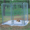 High quality Chain link fencing for dog kennel