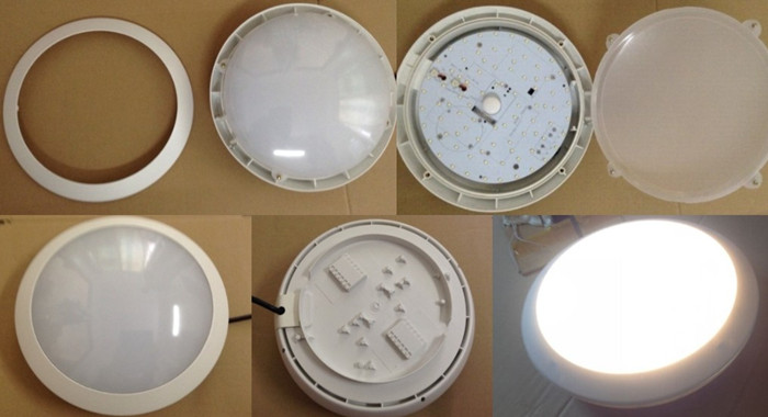 Mounted ceiling led light