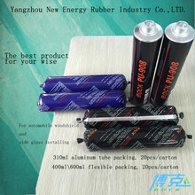 Hot sale in china fast curing single-component windshield polyurethane sealant with high adhesive