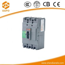 SSPD Brand of CEZC series 100A 3P plug-in type circuit breaker
