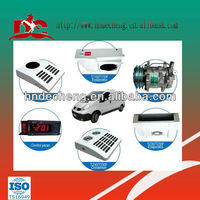 automobile air conditioning system for minibus/van