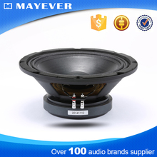 C10K251 ferrite magnet 10 inches 250 w min professional stage woofer speaker wireless mic