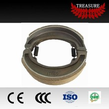 motorcycle chopper brake with Triumph motorcycle