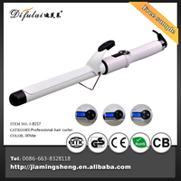 Wholesale 22mm Nylon Heat Protection Curling Ceramic Coated Hair Curler