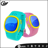 Wrist strapgps kid watch phone 2015