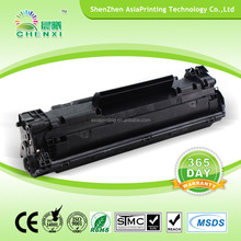 Professional consumable component 283A universal toner cartridge for hp printer
