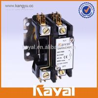Double Phase Contactor With High Quality 2 Pole Contactor