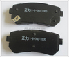 SUZUKI ALTO Auto spare parts FRONT BRAKE PADS MINI VIN CAR FOR CHINESE AUTOS