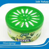 Relaxing and relieving tiredness car air freshener long lasting solid perfume