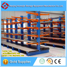 Manufacture Double Sided Cantilever Rack for Long Objects