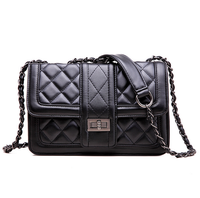 Fashion chain tote bag plaid star design just star bag guangzhou handbag market china handbag wholesale