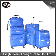 Professional manufacture provide new style aluminum trolley luggage or backpack