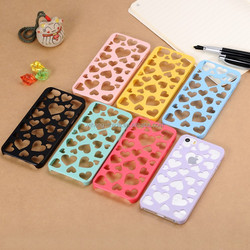 OEM 150pcs/lot Luxury Elegant Metal Butterfly Case for Apple iPhone 5 5S 7 Colors can be choose