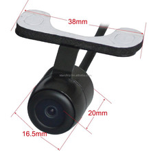 two install ways 160 degree car front/rear parking camera