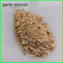 big factory japanese garlic minced high quality