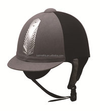 Horse riding helmet safey equipment