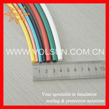Cable wire connector protective 12.7mm woer heat shrink sleeve