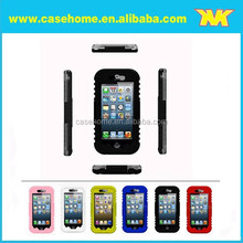 Plastic waterproof shockproof equipment case, Waterproof case for iphone