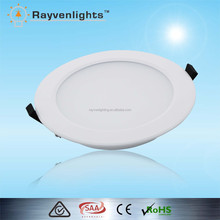 Surface mounted ulta thin led recessed downlight