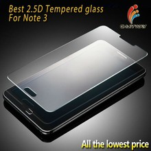 Transparent Anti Shock Fingerprint Proof Anti Scratch Full Cover For Samsung Galaxy Note3 Screen Protector