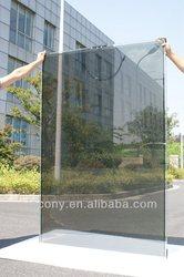 Transparent CdTe thin film solar module